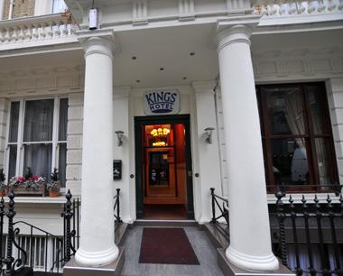 Hotel London Zentrumsnah